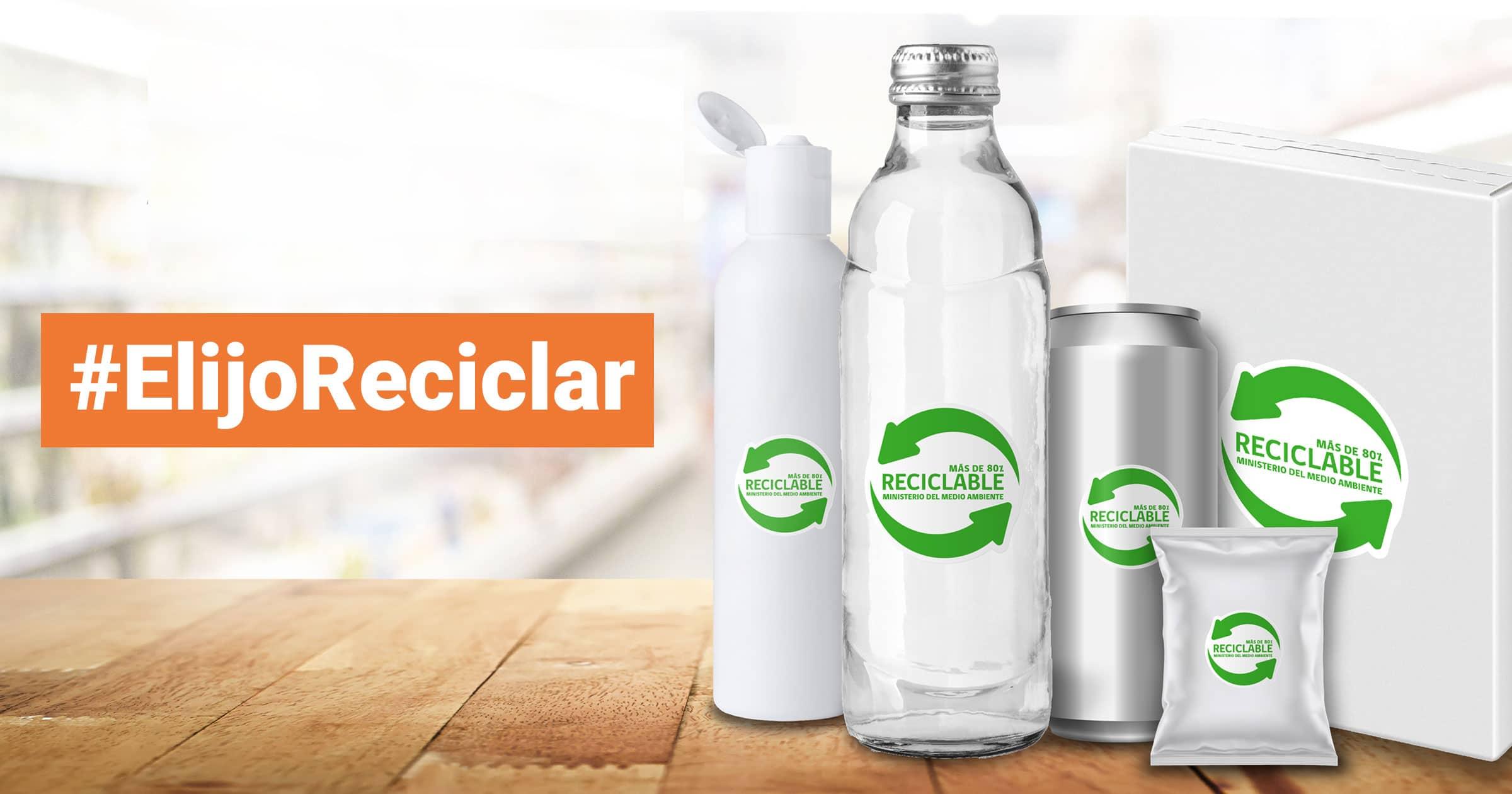 Elijo Reciclar