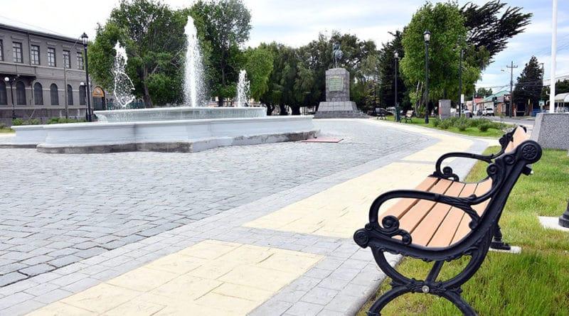 Plaza Manuel Bulnes